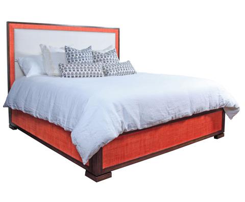 Image of Saguran King Platform Bed