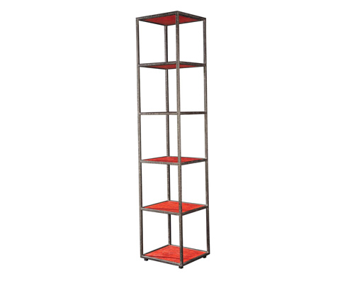 Image of Iron Etagere