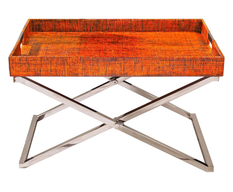 Image of Hi-Lo Cocktail Table