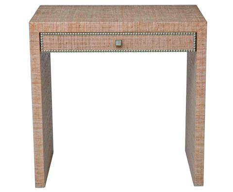 Curate by Artistica Metal Design - Bedside Desk - C209-375