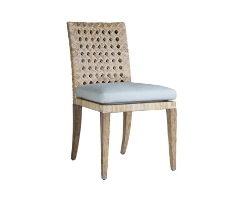 Image of Woven Side Chair
