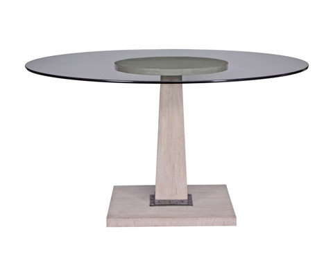 Image of Leeward Peninsula Pedestal Dining Table