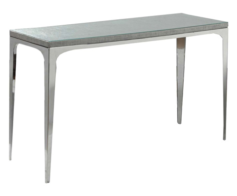 Image of Stainless Console Table