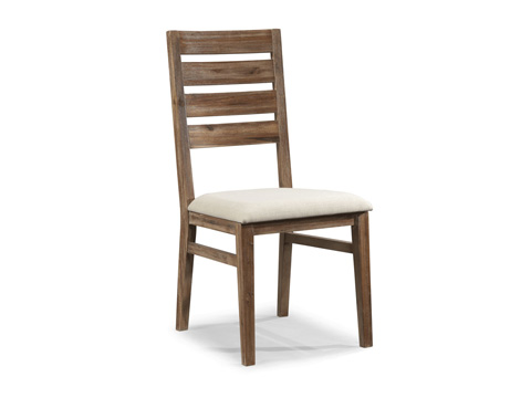 Cresent Fine Furniture - Waverly Upholstered Dining Side Chair - 5558