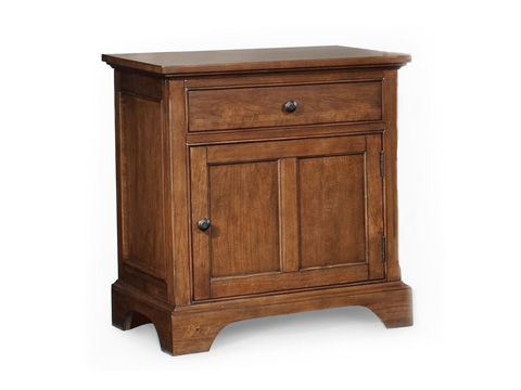 Image of Retreat Cherry Nightstand