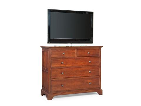 Image of Small Media Dresser