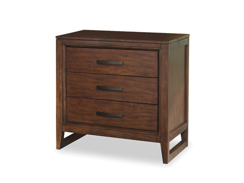 Cresent Fine Furniture - Mercer Nightstand - 5312