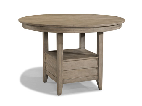 Cresent Fine Furniture - Corliss Landing Gathering Table - 5661