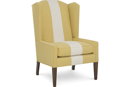 C.R. Laine Furniture - Pierce Wing Chair - 1076
