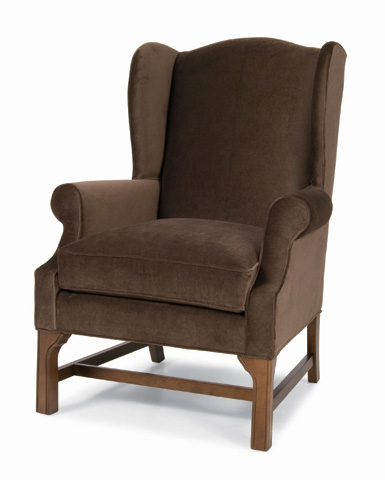 C.R. Laine Furniture - Dickson Wing Chair - 1116