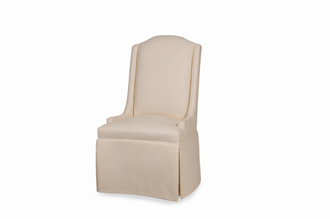 C.R. Laine Furniture - Camille Dining Host Chair - 1118