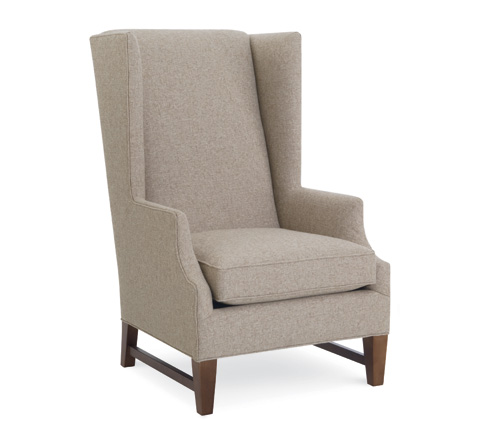 C.R. Laine Furniture - Griffin Wing Chair - 1245