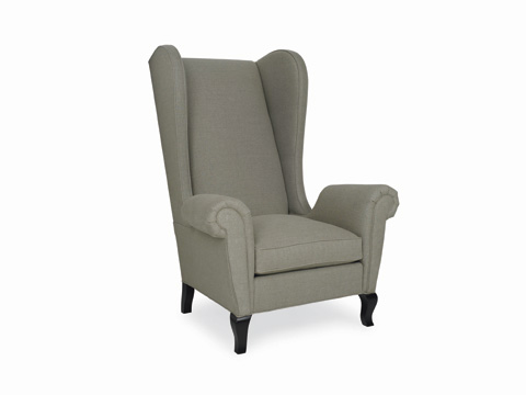 C.R. Laine Furniture - Cordell Wing Chair - 1275