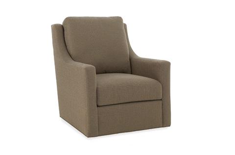 C.R. Laine Furniture - Heath Swivel Glider - 1725-SG