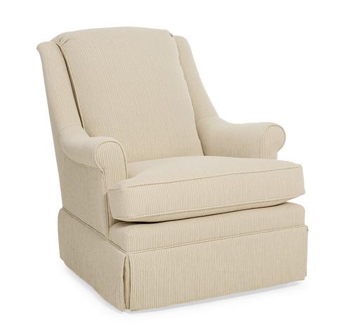C.R. Laine Furniture - Holden Swivel Glider Chair - 365-SG