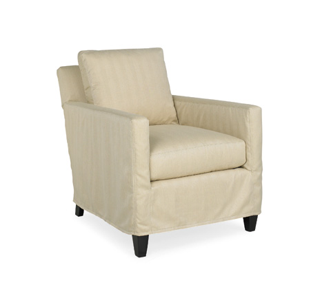C.R. Laine Furniture - Ewan Slipcovered Chair - 5645-SC
