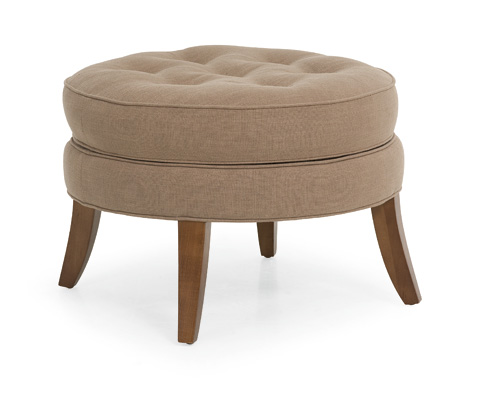 C.R. Laine Furniture - Lillian Ottoman - 6557