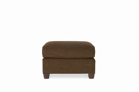 C.R. Laine Furniture - Society Ottoman - 7607