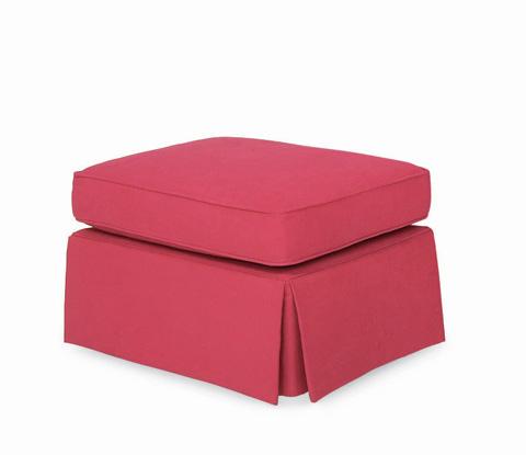 C.R. Laine Furniture - Hudson Ottoman - 7707