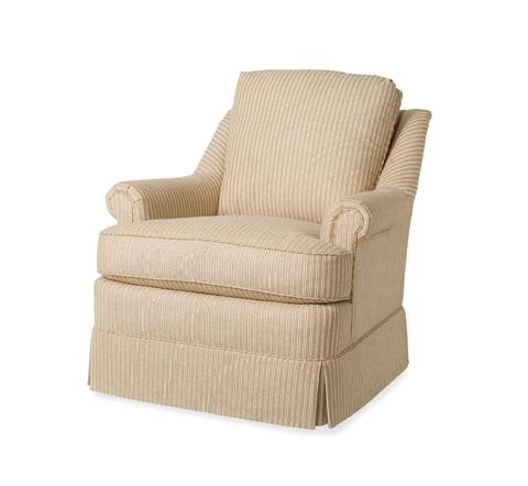 C.R. Laine Furniture - Elmhurst Swivel Rocker - 965-SR