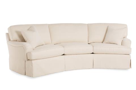 C.R. Laine Furniture - Custom Design Wedge Sofa - CD8603E