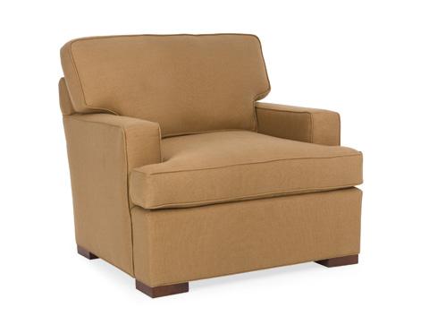 C.R. Laine Furniture - Custom Design Track Arm Chair - CD8605T
