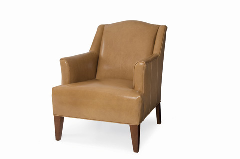 C.R. Laine Furniture - McGee Leather Chair - L1625