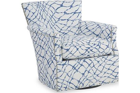 C.R. Laine Furniture - Francois Swivel Chair - 1445-SW