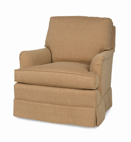 C.R. Laine Furniture - Avon Swivel Rocker - 166-SR