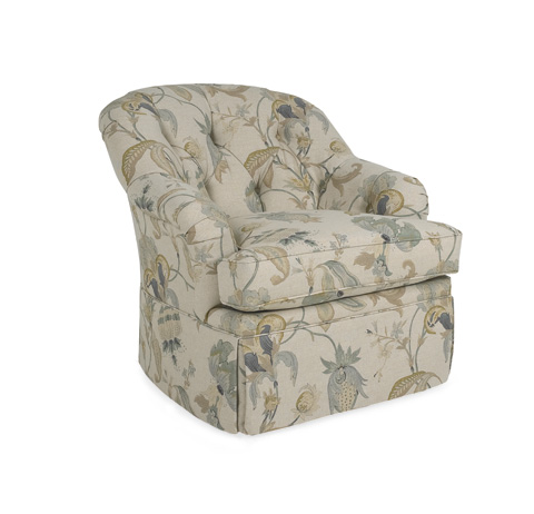 C.R. Laine Furniture - Colby Swivel Chair - 1845-SW