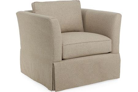 C.R. Laine Furniture - Laney Swivel Chair - 6015-SW