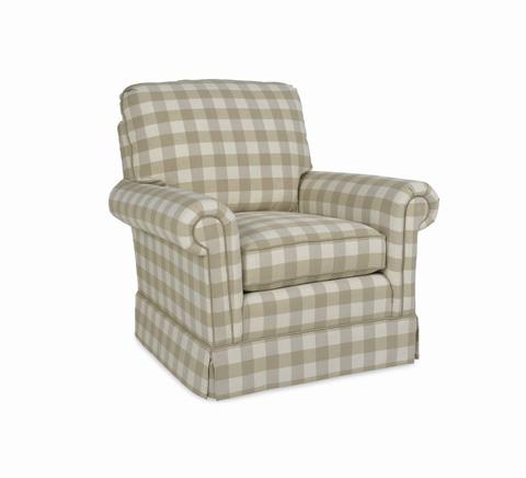 C.R. Laine Furniture - Glenwood Swivel Rocker - 7906-SR