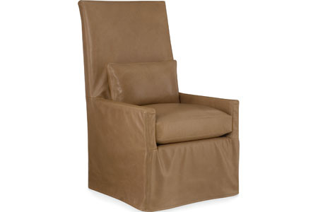 C.R. Laine Furniture - Hollis Slipcover Chair - L255