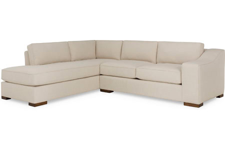C.R. Laine Furniture - Dane Sectional - 5729-L/5721-R