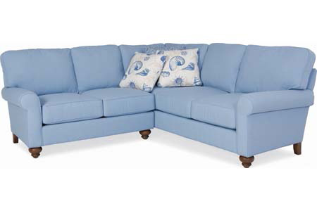 C.R. Laine Furniture - Bayside Sectional - 7720-R/7724-L