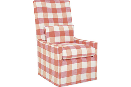 C.R. Laine Furniture - Hollis Slipcovered Chair - 255-SC