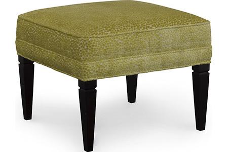 C.R. Laine Furniture - Terrance Square Ottoman - 75-07