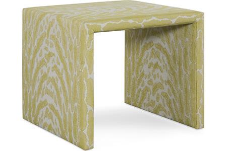 C.R. Laine Furniture - Tobin Upholstered End Table - 82-07