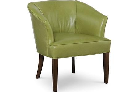 C.R. Laine Furniture - Jackson Leather Chair - L155-05