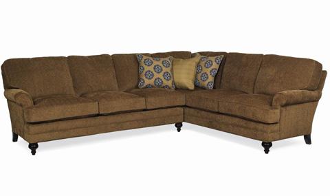 C.R. Laine Furniture - Kasey Sectional - 4420-R/4421-L