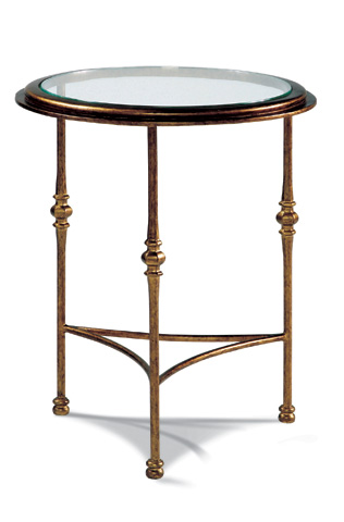 CTH-Sherrill Occasional - Princeton Side Table - M29-35