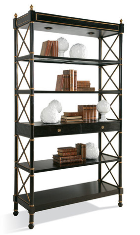 CTH-Sherrill Occasional - Empire Five Tier Etagere - 960-004