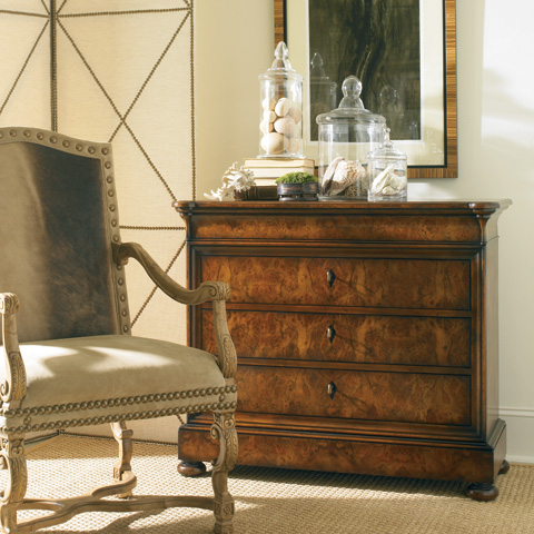 CTH-Sherrill Occasional - Louis Phillippe Chest - 960-005