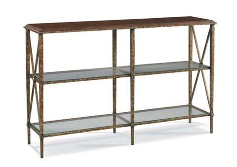 CTH-Sherrill Occasional - Park Place Console - M50-10