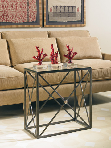 CTH-Sherrill Occasional - Dan Carithers Chairside Table - 978-900
