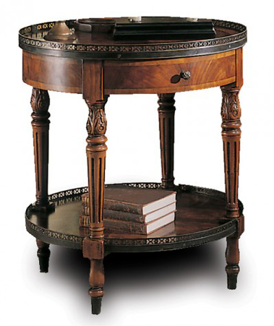 CTH-Sherrill Occasional - Lamp Table with Drawer - 975-011