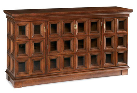 CTH-Sherrill Occasional - Laguna Valley Media Console - 475-525