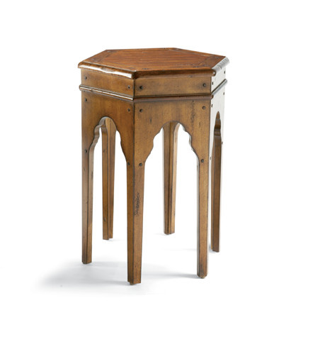CTH-Sherrill Occasional - Chatham Hexagonal Accent Table - 540-915