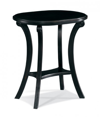 Image of Antiquities Oval Side Table