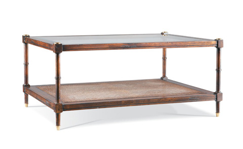 Image of Island Plantation Cocktail Table